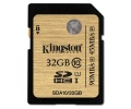 Paměťová karta Kingston SDHC 32GB UHS-I U1 (90R/45W)