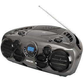 SPT 300 RADIO S CD/MP3/USB Sencor